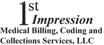 Logo - 1st Impression Medical Billing, Coding and Collections Services, LLC, Medical Billing Service
